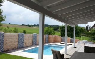 Gartengestaltung Pool moderne klassische gartengestaltung garterra