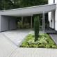 Ein Garten in Schwarz und Weiß (Aschaffenburg)